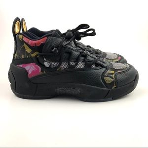Womens Nike Air Swoopes 2 Floral Sneakers Size 9